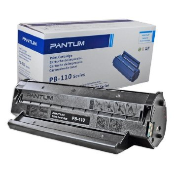 Genuine OEM  Black   Laser Toner Cartridge compatible with the Pantum  PB-110