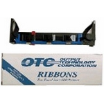 Genuine OEM Output Technologies 8XXC100 Black Printer Ribbons (3 pk)