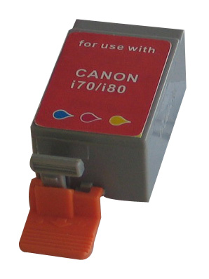Premium Quality Color Inkjet Cartridge compatible with the Canon BCI16C