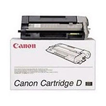 Genuine OEM Canon 3707A001AA Black Copier Toner (positive)