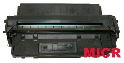 Premium Quality High Capacity Black MICR Toner Cartridge compatible with the HP (HP 27X) C4127X