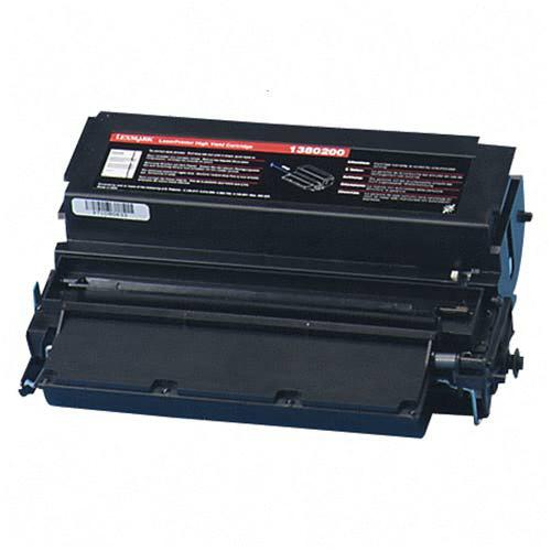 Premium Quality High Capacity Black Toner Cartridge compatible with the IBM 1380200