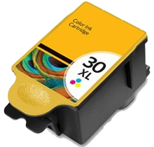 Premium Quality High Capacity Color Inkjet Cartridge compatible with the Kodak 1341080