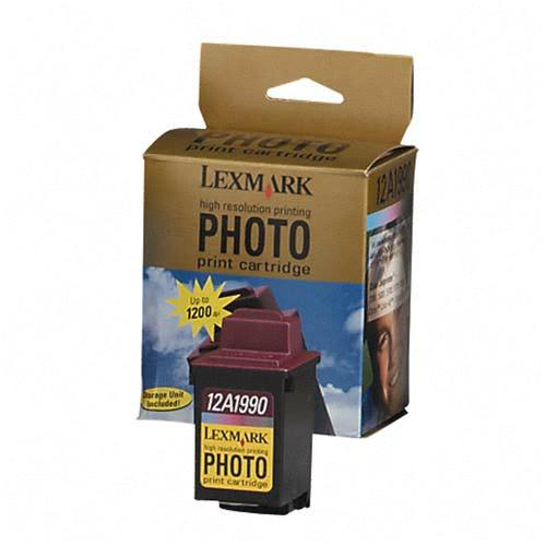 Genuine OEM Lexmark 15M0100 (Lexmark 75) High Yield Black Ink Cartridge (3 pk)