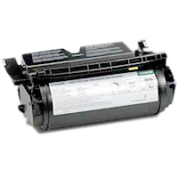 Premium Quality Black Laser/Fax Toner compatible with the Lexmark 12A6835 (20000 page yield)